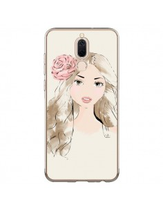 Coque Huawei Mate 10 Lite Girlie Fille - Tipsy Eyes