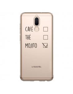 Coque Huawei Mate 10 Lite Café, Thé et Mojito Transparente - Les Vilaines Filles