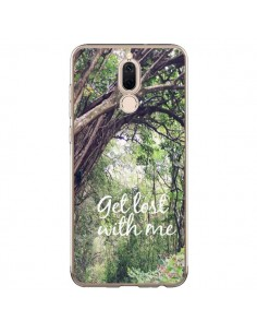 Coque Huawei Mate 10 Lite Get lost with him Paysage Foret Palmiers - Tara Yarte