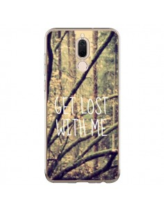 Coque Huawei Mate 10 Lite Get lost with me foret - Tara Yarte