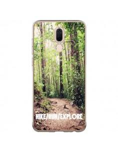 Coque Huawei Mate 10 Lite Hike Run Explore Paysage Foret - Tara Yarte