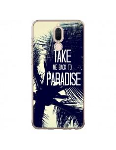 Coque Huawei Mate 10 Lite Take me back to paradise USA Palmiers - Tara Yarte