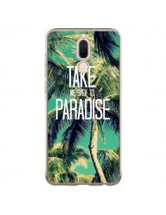Coque Huawei Mate 10 Lite Take me back to paradise USA Palmiers Palmtree - Tara Yarte