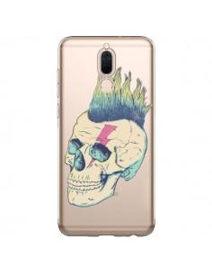 Coque Huawei Mate 10 Lite Tête de Mort Crane Punk Transparente - Victor Vercesi
