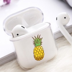 Coque AirPods Ananas