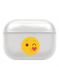 Coque AirPods Pro Smiley Bisous
