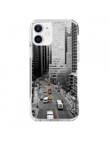 Coque iPhone 12/12 Pro Transparente en silicone semi-rigide et angles renforcés