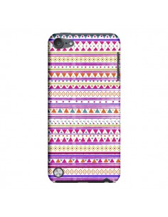 Coque Bandana Rose Azteque pour iPod Touch 5 - Monica Martinez