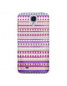 Coque Bandana Rose Azteque pour Samsung Galaxy S4 - Monica Martinez