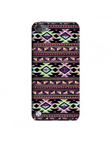 Coque Black Aylen Azteque pour iPod Touch 5 - Monica Martinez