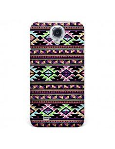 Coque Black Aylen Azteque pour Samsung Galaxy S4 - Monica Martinez