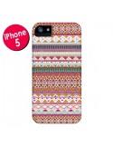 Coque Chenoa Azteque pour iPhone 5 et 5S - Monica Martinez