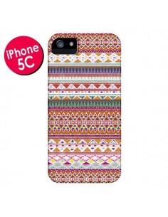 Coque Chenoa Azteque pour iPhone 5C - Monica Martinez