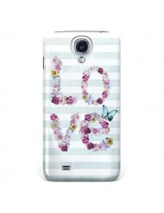 Coque Love Fleurs Flower pour Samsung Galaxy S4 - Monica Martinez