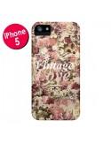 Coque Vintage Love Flower pour iPhone 5 et 5S - Monica Martinez