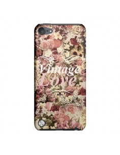 Coque Vintage Love Flower pour iPod Touch 5 - Monica Martinez
