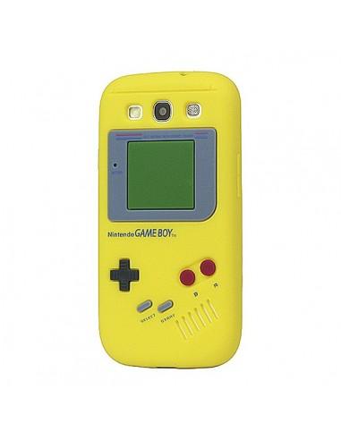Coque Game Boy en Silicone pour Samsung Galaxy S3