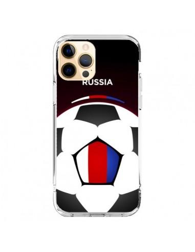Coque iPhone 12 Pro Max Russie Ballon...