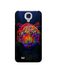 Coque Tigre Beautiful Aberration pour Samsung Galaxy S4 - Maximilian San
