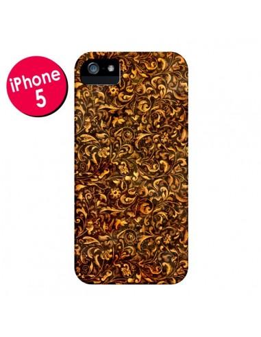Coque Belle Epoque Fleur Vintage pour iPhone 5 et 5S - Maximilian San