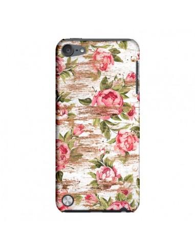 Coque Eco Love Pattern Bois Fleur pour iPod Touch 5 - Maximilian San
