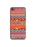 Coque India Style Pattern Bois Azteque pour iPod Touch 5 - Maximilian San