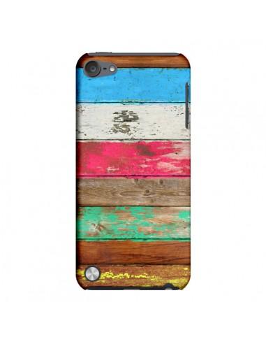 Coque Eco Fashion Bois pour iPod Touch 5 - Maximilian San