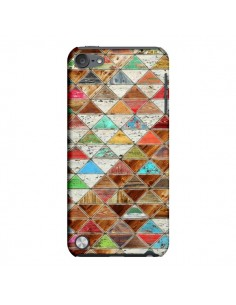 Coque Love Pattern Triangle pour iPod Touch 5 - Maximilian San