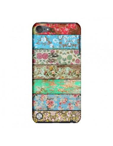 Coque Rococo Style Bois Fleur pour iPod Touch 5 - Maximilian San