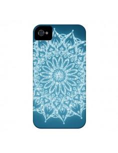 Coque Zen Mandala Azteque pour iPhone 4 et 4S - Maximilian San
