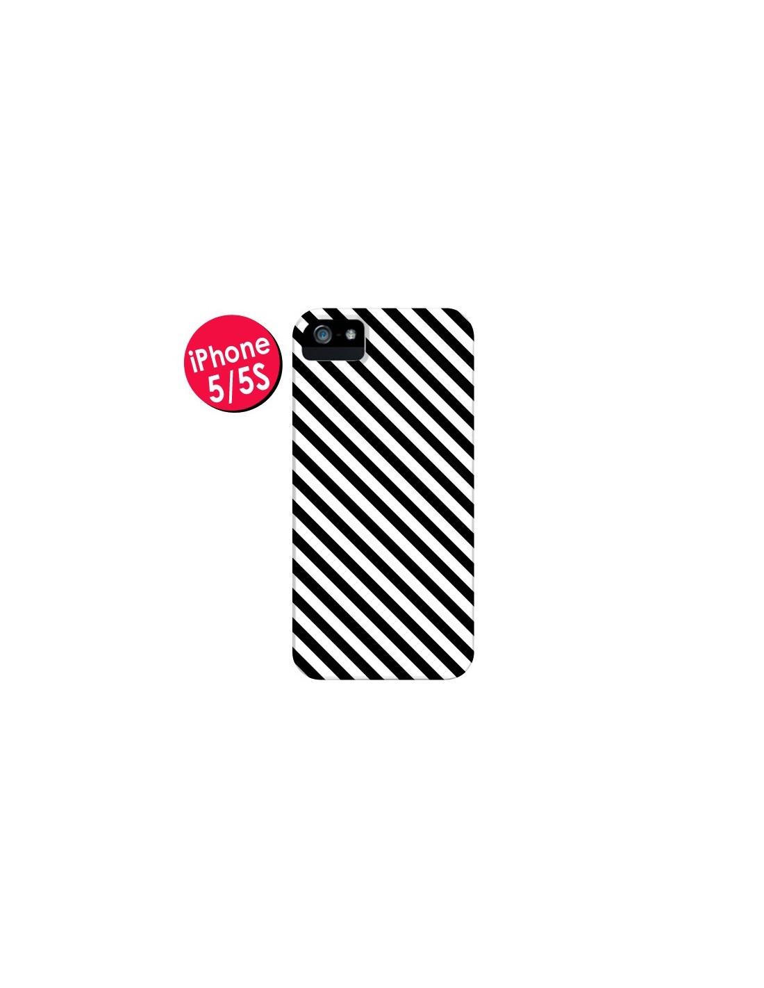 coque iphone 5 raye