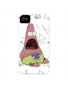 Coque Patrick Etoile de Mer Bob l'Eponge pour iPhone 4 et 4S - Sara Eshak