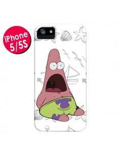 Coque Patrick Etoile de Mer Bob l'Eponge pour iPhone 5 et 5S - Sara Eshak