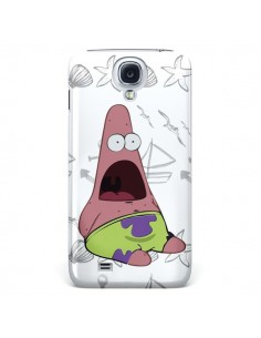 Coque Patrick Etoile de Mer Bob l'Eponge pour Samsung Galaxy S4 - Sara Eshak