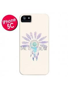 Coque Dare To Dream - Osez Rêver pour iPhone 5C - Sara Eshak