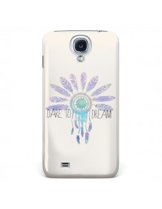 Coque Dare To Dream - Osez Rêver pour Samsung Galaxy S4 - Sara Eshak