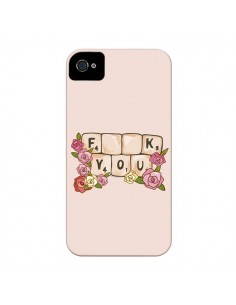 Coque Fuck You Love pour iPhone 4 et 4S - Sara Eshak
