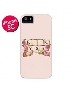 Coque Fuck You Love pour iPhone 5C - Sara Eshak