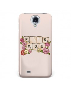 Coque Fuck You Love pour Samsung Galaxy S4 - Sara Eshak