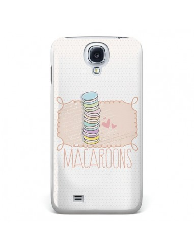 Coque Macaron Gateau pour Samsung Galaxy S4 - Sara Eshak