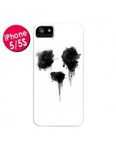 Coque Panda pour iPhone 5 et 5S - Sara Eshak