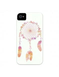 Coque Attrape-rêves Multicolore pour iPhone 4 et 4S - Sara Eshak