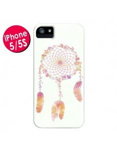 Coque Attrape-rêves Multicolore pour iPhone 5 et 5S - Sara Eshak