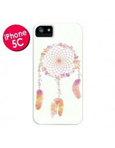 Coque Attrape-rêves Multicolore pour iPhone 5C - Sara Eshak