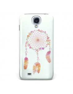 Coque Attrape-rêves Multicolore pour Samsung Galaxy S4 - Sara Eshak