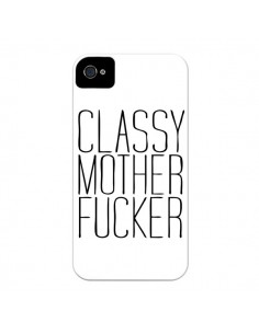 Coque Classy Mother Fucker pour iPhone 4 et 4S - Sara Eshak