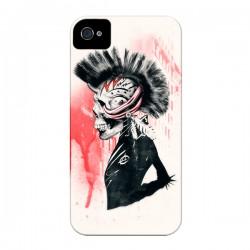 Coque Punk pour iPhone 4 et 4S - Ali Gulec