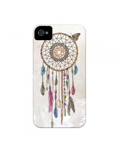 Coque Attrape-rêves Lakota pour iPhone 4 et 4S - Rachel Caldwell