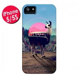 Coque Llama pour iPhone 5/5S et SE - Ali Gulec