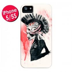 Coque Punk pour iPhone 5 - Ali Gulec